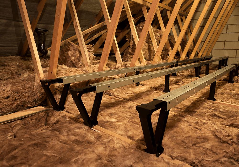 Strongest Loft Boarding