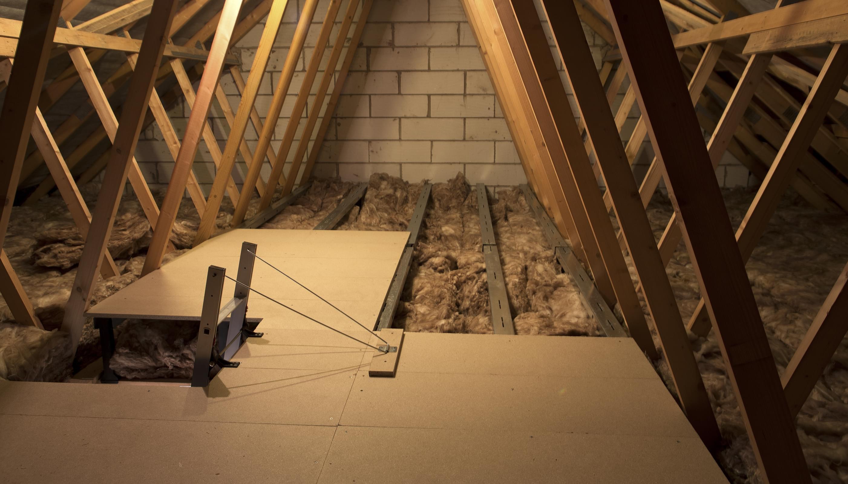 Protecting Loft Insulation