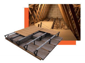 Installing Loft Boarding In A New Build Home