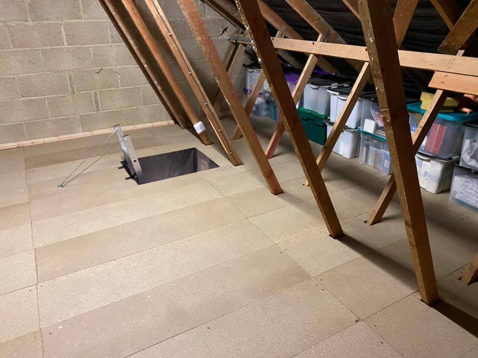 benefits of raised loft boarding