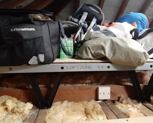 Home Improvement Loft Boarding